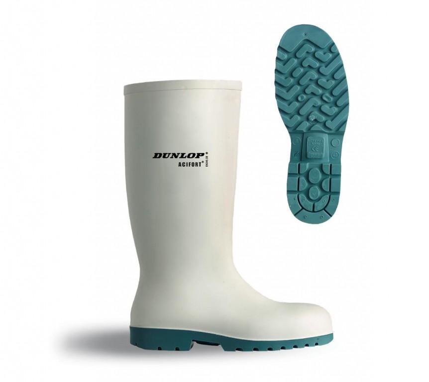 Holiny Dunlop Acifort protiskluzové vel.41 bílé - Pracovní oděvy a ochranné  pomůcky - Holiny 7d4381c861